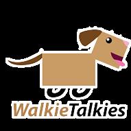 Walkie Talkies Dog Walking